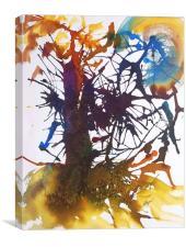 Web of Life, Canvas Print