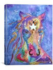 Painted Pony, Canvas Print