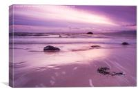 By the Sea !, Canvas Print