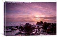 Mull of kintyre !, Canvas Print