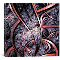 Entropy, Canvas Print