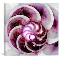 Brain Waves, Canvas Print