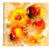 Colors of Fall, Canvas Print
