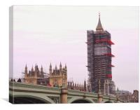 Westminster                                       , Canvas Print