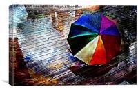 It's Raining Again, Canvas Print
