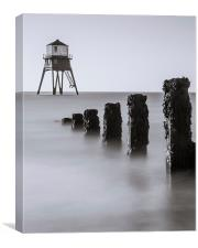 Dovercourt Lighthouse, Canvas Print