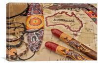 Australia, Canvas Print