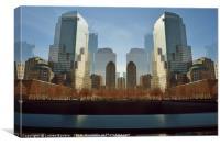 9/11, Canvas Print