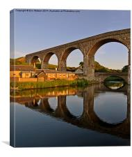 Cullen Viaduct, Canvas Print