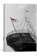 SS Great Britain, Canvas Print