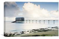 Bembridge Lifeboat Station 2, Canvas Print