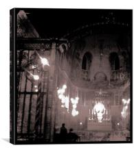 Westminster Cathedral, Canvas Print
