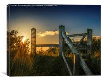 Photo In A Country Stile, Canvas Print