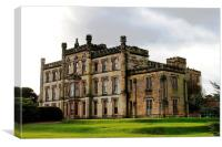 Elvaston Castle, Canvas Print