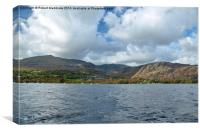 Old Man of Coniston, Canvas Print