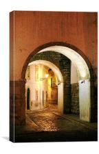 Arco do Repouso, Canvas Print