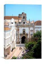 Arco da Vila, Canvas Print
