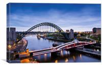 The Swing Bridge - Full Colour