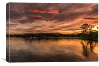 Windermere, Canvas Print