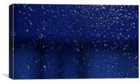 Rainy Evening 1, Canvas Print