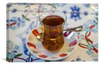 Tea , Canvas Print