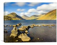 Wastwater, Lake District, England, Canvas Print