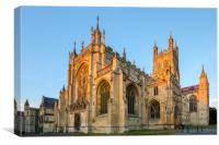 Gloucester Cathedral, Canvas Print