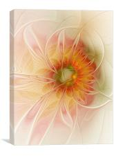 Peaches and Cream, Canvas Print