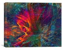 Wildfire, Canvas Print