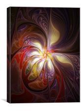Flow, Canvas Print