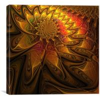 The Midas Touch, Canvas Print
