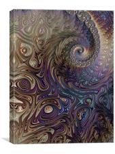 Tempest, Canvas Print