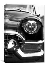 Cadillac, Canvas Print