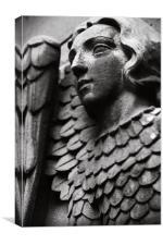 Oxford Angel, Canvas Print