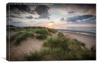 Dunes, Canvas Print