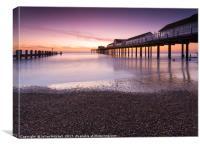 Southwold Pier, Canvas Print
