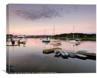Woodbridge Tide mill, Canvas Print
