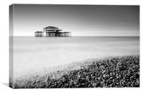 West Pier Brighton, Canvas Print
