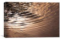 Sea Ripples, Canvas Print