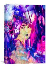 Romantic Dream, Canvas Print