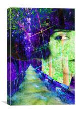 Dream Park, Canvas Print