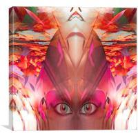 Landscape Fusion, Canvas Print