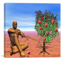 Magic Tree, Canvas Print