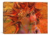 Tree Spirit, Canvas Print