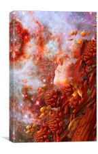 Star Dream, Canvas Print