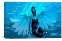Ocean Dream, Canvas Print