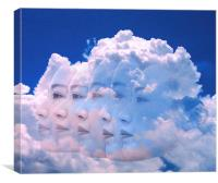 Cloud Dream, Canvas Print