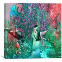 Fairy Tale Dream, Canvas Print