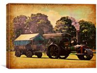 Bygone Years, Canvas Print
