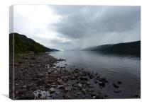 Loch Ness, Scotland, Canvas Print